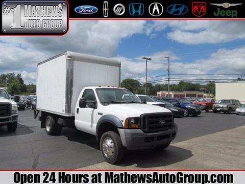 2007 Ford F-450 Super Duty for sale in Marion, OH