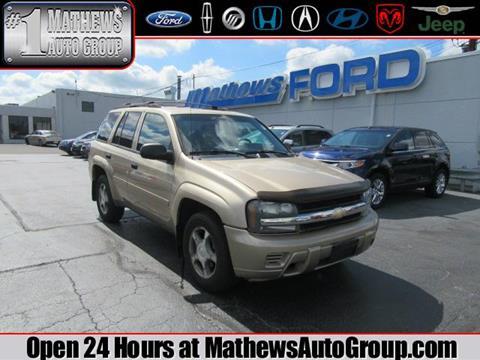 2006 Chevrolet TrailBlazer for sale in Marion, OH