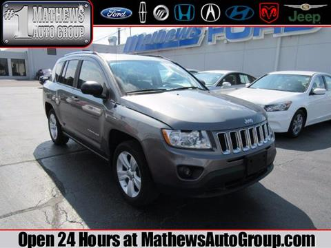 2011 Jeep Compass for sale in Marion, OH