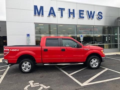 2011 Ford Escape Source · MATHEWS FORD Marion OH Dealer