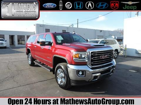 Mathews Ford Marion Ohio >> Used 2018 GMC Sierra 2500HD For Sale in Ohio - Carsforsale ...