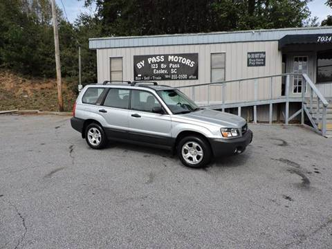 2003 Subaru Forester for sale in Easley, SC