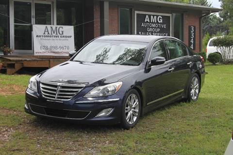2012 Hyundai Genesis for sale in Cumming, GA