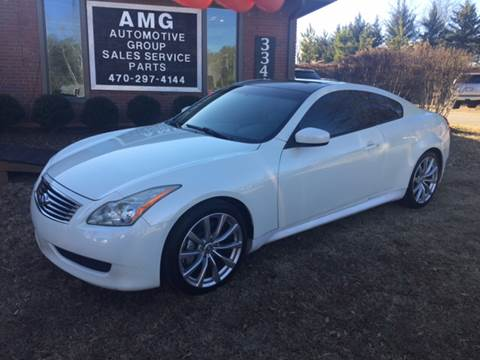 amg automotive group - used cars - cumming ga dealer