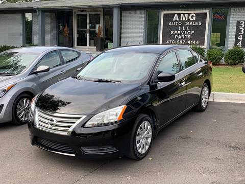 2014 Nissan Sentra for sale in Cumming, GA