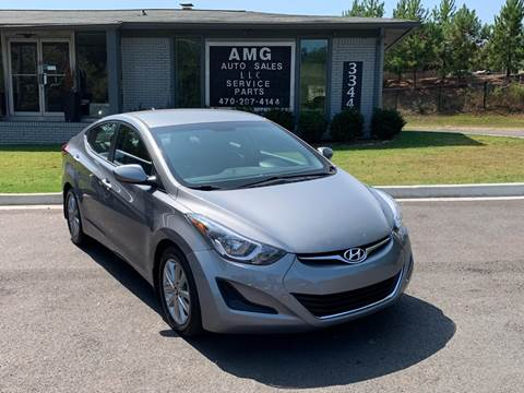 2015 Hyundai Elantra for sale in Cumming, GA