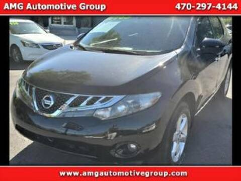 2014 Nissan Murano for sale at AMG Automotive Group in Cumming GA
