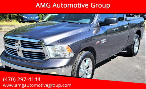 2016 RAM Ram Pickup 1500 for sale at AMG Automotive Group in Cumming GA