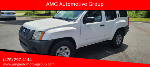2007 Nissan Xterra for sale at AMG Automotive Group in Cumming GA