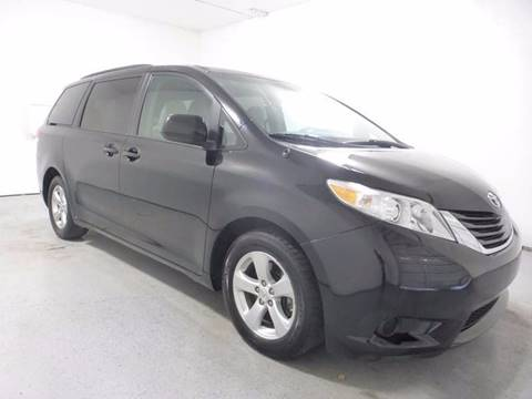 2015 Toyota Sienna for sale in Stafford, VA