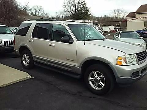 2002 Ford Explorer for sale in Croydon PA
