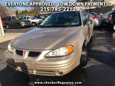 2001 Pontiac Grand Am for sale in Croydon, PA