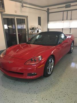 2009 Chevrolet Corvette for sale in Springfield, IL