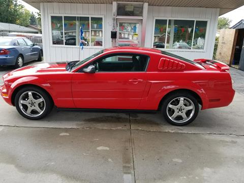 2005 Ford Mustang for sale in Springfield, IL