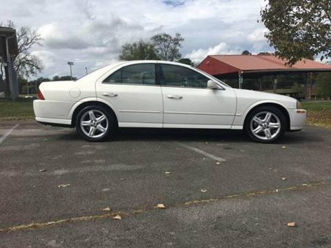 2002 Lincoln LS for sale in Columbia TN