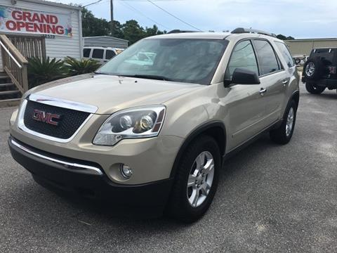 2012 GMC Acadia for sale in Pensacola, FL