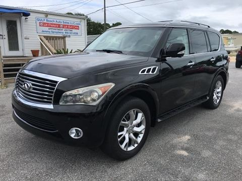 2011 Infiniti QX56 for sale in Pensacola FL