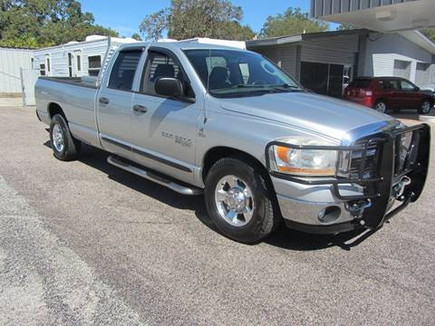 2006 Dodge Ram Pickup 2500 for sale in Sherman TX