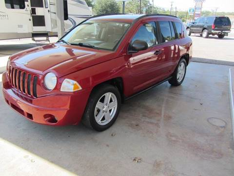 2007 Jeep Compass for sale in Sherman TX