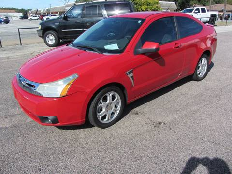 2008 Ford Focus for sale in Sherman TX