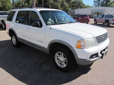 2002 Ford Explorer for sale in Sherman, TX