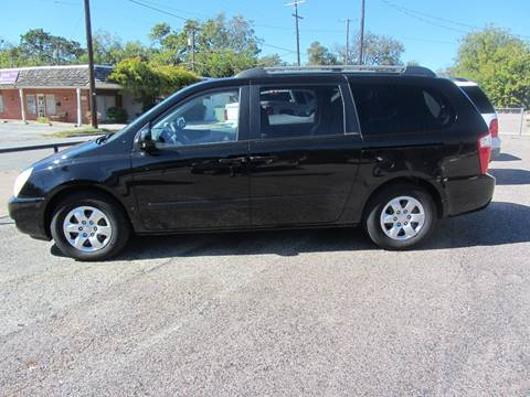 2006 Kia Sedona for sale in Sherman TX