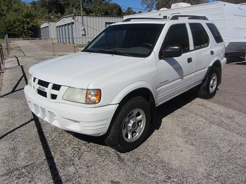 2004 Isuzu Rodeo for sale in Sherman TX
