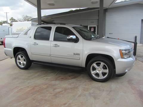 2013 Chevrolet Black Diamond Avalanche for sale in Sherman, TX