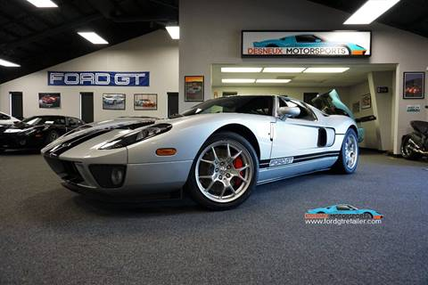 2005 Ford Gt For Sale In Cut Off La Carsforsale Com
