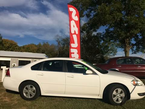 2010 Chevrolet Impala for sale in Jackson, MO