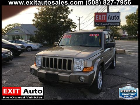 2006 Jeep Commander for sale in Hyannis, MA