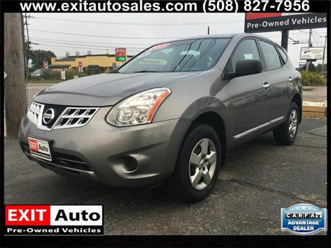 2013 Nissan Rogue for sale in Hyannis, MA