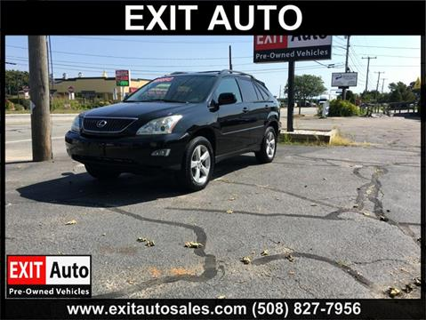 2004 Lexus RX 330 for sale in Hyannis, MA