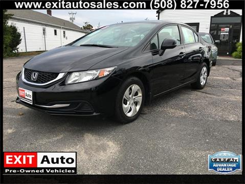 2013 Honda Civic for sale in Hyannis, MA