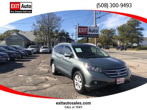 2012 Honda CR-V for sale in Hyannis, MA