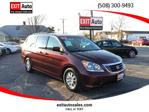 2008 Honda Odyssey for sale in Hyannis, MA