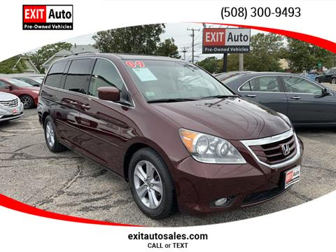 2009 Honda Odyssey for sale in Hyannis, MA