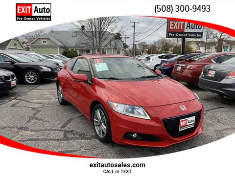 2013 Honda CR-Z for sale in Hyannis, MA