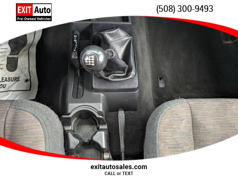 2005 Jeep Wrangler Sport (image 18)