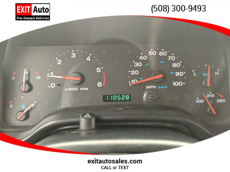 2005 Jeep Wrangler Sport (image 13)