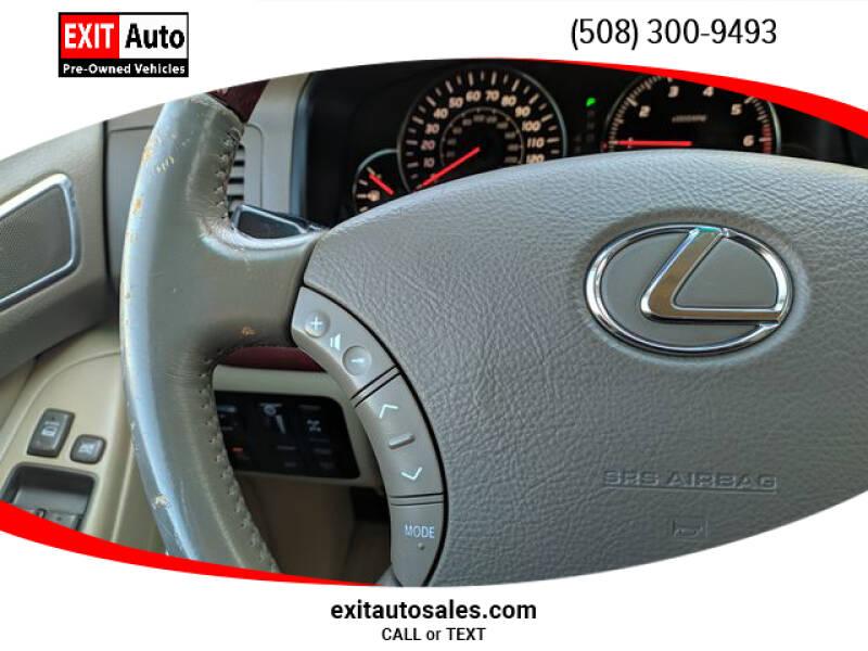 2009 Lexus GX 470 (image 15)