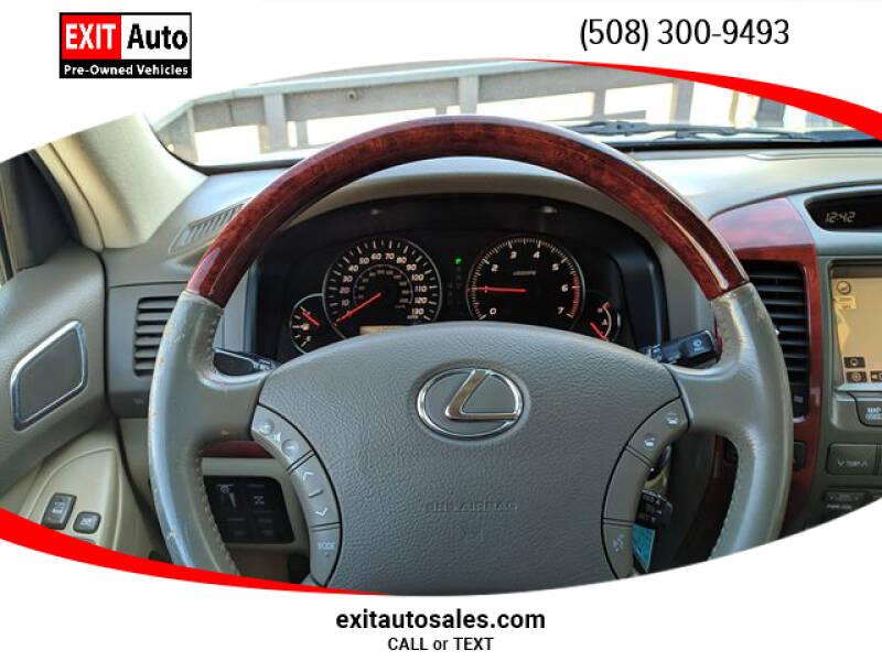 2009 Lexus GX 470 (image 14)