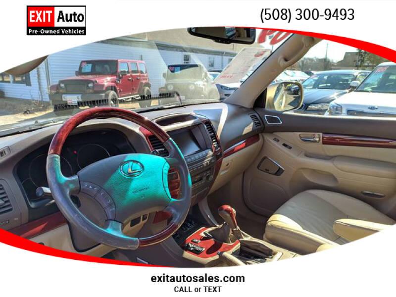 2009 Lexus GX 470 (image 25)