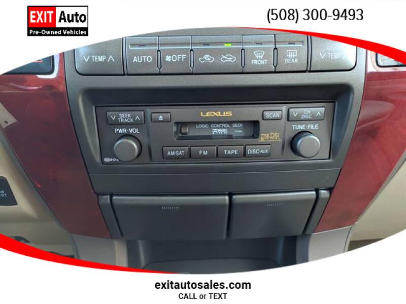 2009 Lexus GX 470 (image 20)