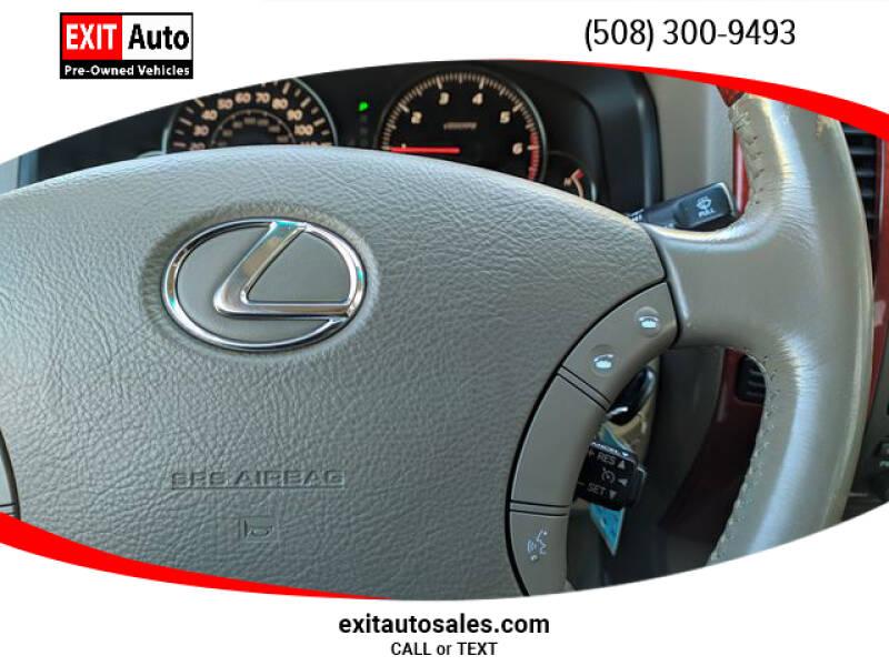 2009 Lexus GX 470 (image 16)