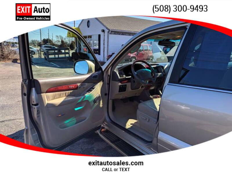 2009 Lexus GX 470 (image 9)