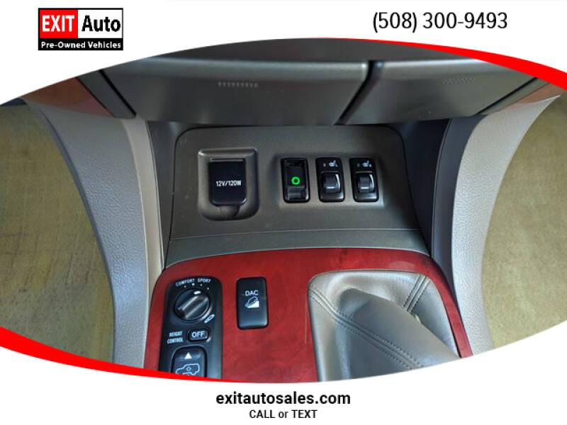 2009 Lexus GX 470 (image 21)