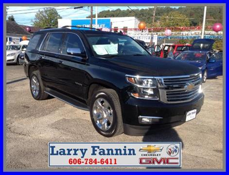 2016 Chevrolet Tahoe for sale in Morehead KY
