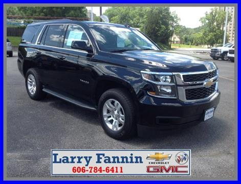 2017 Chevrolet Tahoe for sale in Morehead, KY