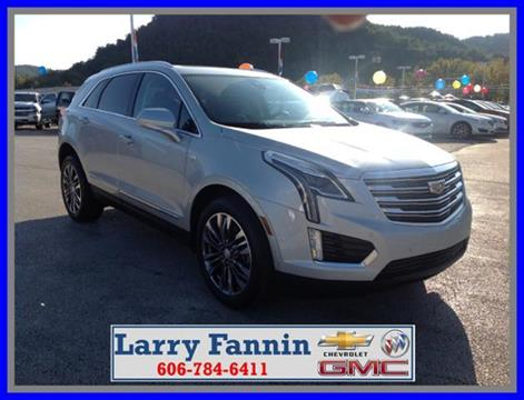 2017 Cadillac XT5 for sale in Morehead KY